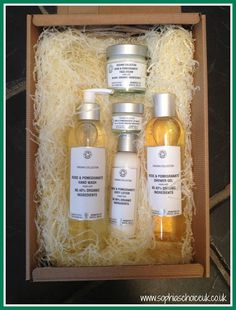 Sophia's Choice Green Lifestyle Blog: Amphora Aromatics – Competition Giveaway