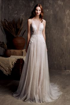 c2055ebe785dc Find Gwenn Wedding Dress by Chic Nostalgia Available in 8 boutiques in  Canada: Bisou Bridal (Vancouver), Bliss Bridal Boutique (Winnipeg), Blu  Ivory Bridal ...