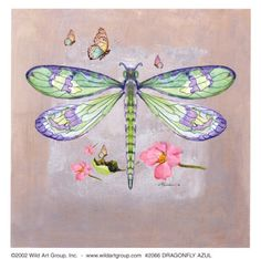 A Print of a Dragonfly painting by Violet Will be printed on Professional Photo paper in a Luster/glossy finish. Description from pinterest.com. I searched for this on bing.com/images