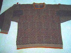 Ravelry: ByAnn's My Mystery sweater