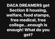 Certainly, not everyone, but I know a few...complaining this isn't enough on one hand, and vowing never to become AMERICANS on the other.