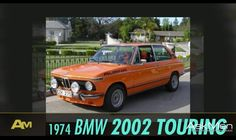 'The pride and joy of my garage right now? The BMW '74 2002 Touring.'-Paul Walker.   On the market for $1,350,000.00 -- wow