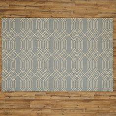 You'll love the Libby Blue & Parchment Rug at Birch Lane - With Great Deals on all products and Free Shipping on most stuff, even the big stuff.