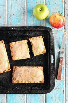 Homemade Apple Pie Pop Tarts