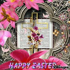 Bible Cross Happy Easter Animation easter easter quotes happy easter easter gif easter sayings easter picture quotes happy easter animations Easter Wishes Pictures, Easter Bunny Pictures, Happy Easter Quotes, Happy Easter Wishes, Easter Sayings, Monday Greetings, Easter Messages, Resurrection Day, Just Magic