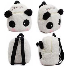 Kids Boys Girls Baby New Backpacks Travel Cute Animal Satchel Panda School Bags $6.99 tiny backpack Animal Backpacks, Boys Backpacks, Kawaii Bags, Kawaii Shop, Boy And Girl Cartoon, Boy Or Girl, Happy Baby, Happy Kids, Travel Bags Carry On