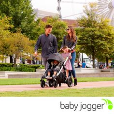 Baby Jogger glider board is a great way to let your older child hitch a ride. When not in use it folds easily even when attached to the stroller