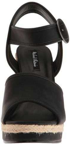 227cd055575d Michael Antonio Women s Galleria Espadrille Wedge Sandal   Click on the  image for additional details.