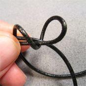 Tie a Sliding Knot Step 4