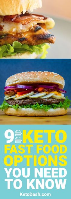 Fast food might be your last option some days when you're on a ketogenic diet for some reason. You've worked hard to get into ketosis so here is how you can make fast food work for you to keep you in that state.