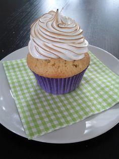 Spiseklar: Citron Cupcakes