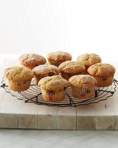 Plum Coffee-Cake Muffins Recipe