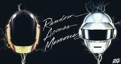 Daft Punk - Random Access Memories [FULL ALBUM]