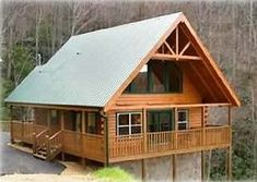 Gatlinburg cabin rental - Four minutes from downtown Gatlinburg--your private getaway. $139/night.  The expansive windows in the upstairs loft/gameroom allow you a picturesque mountain view as you play pool on a professional quality billiards table. At night, lie in bed and watch the twinkling lights of Gatlinburg and Ski Mountain, or just take in the view from the outdoor Jacuzzi.