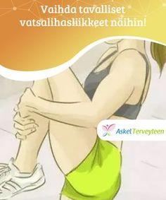 Vaihda tavalliset vatsalihasliikkeet näihin! Nämä liikkeet (jos ne tehdään siten kuin on tarkoitus) korvaavat minkä tahansa session kuntosalilla.