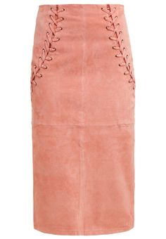 Dorothy Perkins Spódnica ołówkowa pink Waist Skirt, High Waisted Skirt, Skirts, Pink, Fashion, Moda, High Waist Skirt, Rose, Fashion Styles