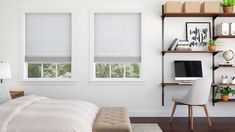 Create a style that's all your own with the new line of Good Housekeeping roller shades. This collection features colors and patterns only available through Good Housekeeping Blinds and Shades. Hgtv Design Star, Window Treatments, Decor, Roman Shades, Home, Woven Shades, Blinds, Roller Shades, Light Filter