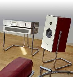 Burmester PHASE 3 All-in-One Retro-Style