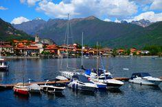 Feriolo, Italy, Lago Maggiore