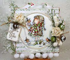 Christmas Treats / Het kaartenhoekje van Gretha