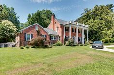 5315 W High St Portsmouth VA 23703  Watefront Colonial on 4.9 Acres With Pool!  Property Description  Looking for a family estate? Want to find a home that you can build additional homes near for family members? Ever considered a Bed and Breakfast or Wedding Venue? If so this may be the home for you. It has so many possibilities. Plantation Style Colonial with quality craftsmanship. Big open Rooms formal living room and dining room Large den on back and a large recreation room. Relax on a…