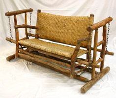 schuckle german glider chair antique | Mid-Summer 2 Day Multi-Estate Auction Saturday Session [ More Info ]