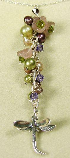 Inspiration     Handmade Custom Gemstone, Swarovski, Pearl Jewelry - Kiwi Jewels