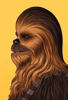 Chewbacca - Mike Mitchell
