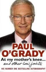 At My Mother's Knee.: and other low joints, Paul O'Grady Autobiography. Traded In recently @ Canterbury Tales Bookshop / Book exchange / Cafe / Guesthouse / Pattaya, Thailand. I Love Books, My Books, Library Books, Carol Ann Duffy, Irish Catholic, Best Selling Books, Funny Stories, Memoirs