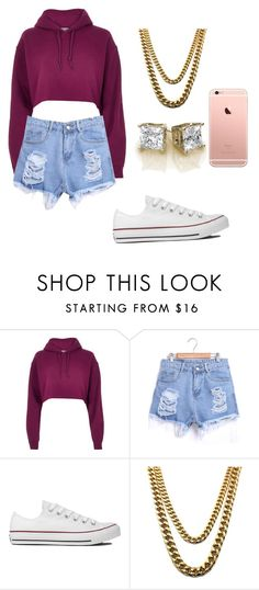 """""""Red, White, & Blue #2"""" by jaycutie2-1 ❤ liked on Polyvore featuring River Island, Converse, redwhiteandblue and july4th"""