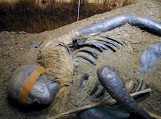 German Mummies | Featured German Mummy Museums: Bog Displays at the Landesmuseum at the ...