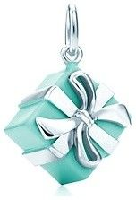 tiffany co charm. Got this one from Aunt Sheryl for my 30th Bday. :-)