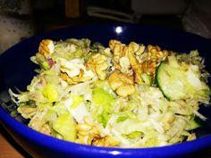 #salad #nuts #avocado #healthcare #healthyfood
