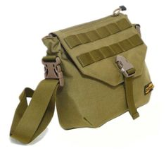 Military vintage EDC messenger bag classical shoulder bag outdoor casual bag  1000D CORDURA NYLON free shipping 63349d8ca2