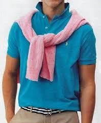 Image result for men in sweaters 1980s