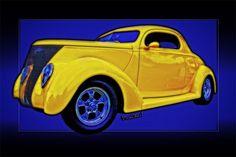 Sorta like that time the Head Cheerleader begged U to help her out with a surprise 4 the Captain of the football team - her Boyfriend - Haaa!! ~;0) VivaChas Hot Rod Art!