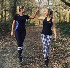 High five for the bank holiday weekend! Who else is planning to make the most of the outdoors?  _ Shop by clicking the link in the bio @foreverforza  @isabelle_allan @montana.sophia