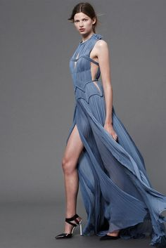 Sinuous beauty: J.Mendel Resort 2013 dress