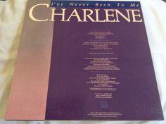 Charlene  I've Never Been To Me LP Vinyl