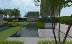 Garden Inspiration, Sidewalk, House, School, Food, Home, Side Walkway, Essen, Walkway
