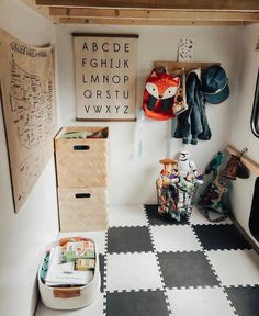 Tiny Home RV Renovation Decor Inspiration Photos Living Room White, Tiny Living, Rv Living, Antique Bookcase, Leather Sofa Bed, Remodeled Campers, Kid Spaces, Small Spaces, Wall Art Designs