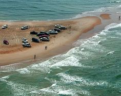 My most favorite place in the whole wide world....the tip of Hatteras....