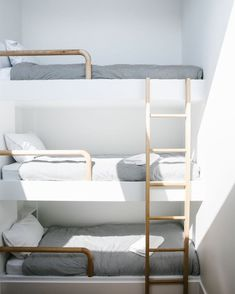 """Awesome """"modern bunk beds for girls room"""" info is available on our internet site. Take a look and you wont be sorry you did. Bunk Beds Small Room, Modern Bunk Beds, Kids Bunk Beds, Small Room Bedroom, Teen Bedroom, Bedroom Decor, Bedroom Ideas, Girl Bedrooms, Bunk Bed Ideas For Small Rooms"""