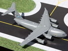GEMINI JETS 400 1/400 NATO/PAPA C-17 SAC-02! MINT! GM059