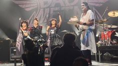 BABYMETAL with Chad-metal (4k) - Painkiller, Breaking the Law, birthday ...