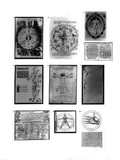 Coordinate della memoria: uomo e cosmo (i Tornabuoni, Leonardo, lo Zeppelin)PERCORSO α (tavole A, B, C)