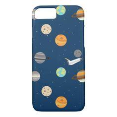 Otter Space Shuttle Planet Exploration IPhone 8 7 Case