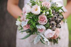 Photography: Narelle Joy - njoythemoment.com.au Floral Design: Pomp and Splendour - pompandsplendour.com.au  Read More: http://www.stylemepretty.com/australia-weddings/2013/06/18/melbourne-wedding-from-pomp-and-splendour/