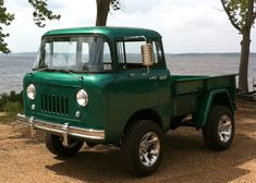 1960 Willys FC-150 - Photo submitted by Greg Randolph.
