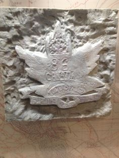 Photos: Exhibit of Canadian soldiers' 98-year-old carvings